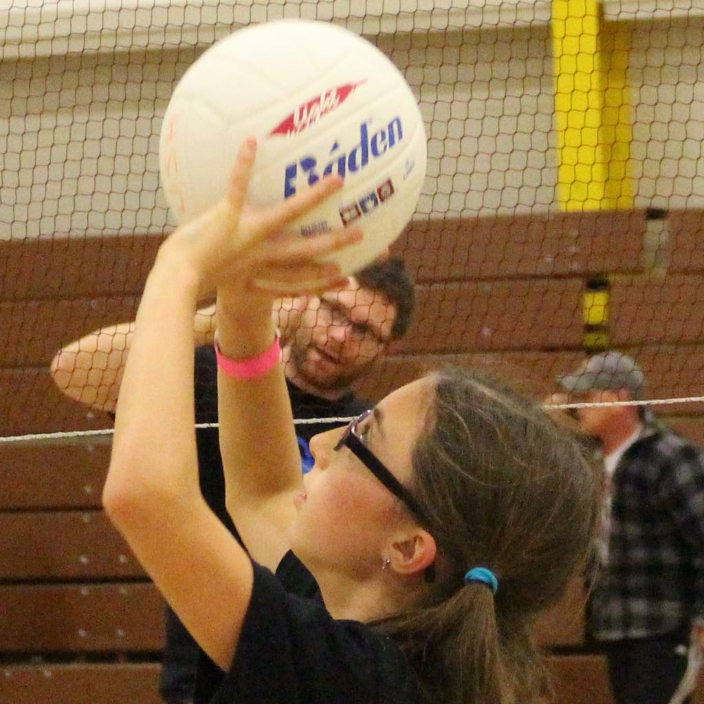 Atomic Volleyball Overhead Pass or Set